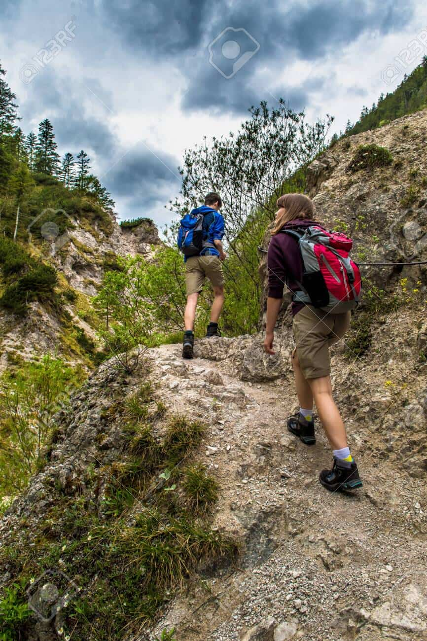 چک لیست وسایل کوهنوردی