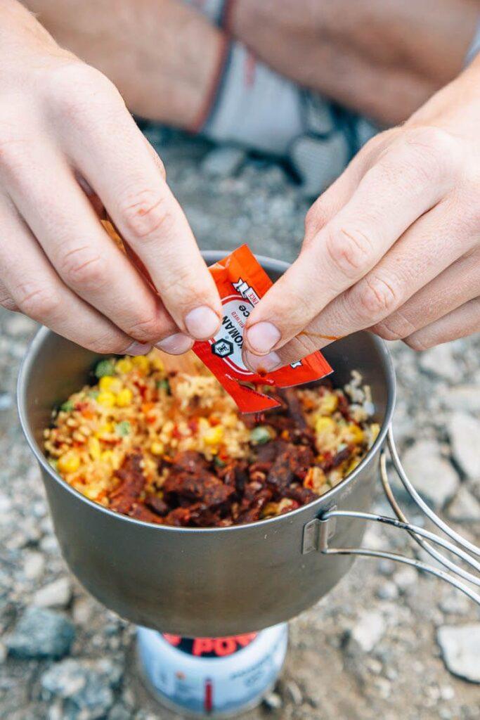 تغذیه در برنامه های کوهنوردی و طبیعت گردی