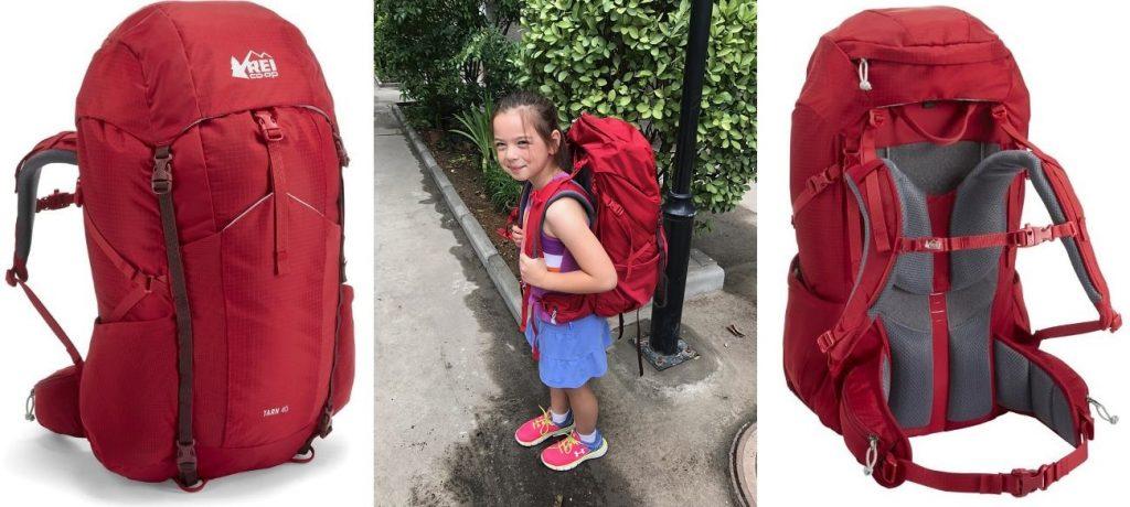 کوله پشتی کوهنوردی مناسب کودک