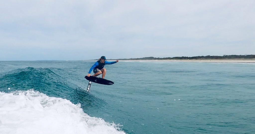 فویل سرفینگ ورزش جدید موج سواری