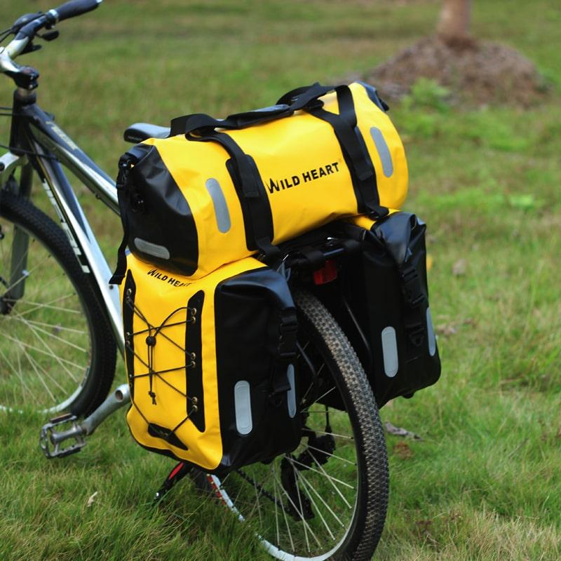 خورجین دوچرخه برای سایکل توریست