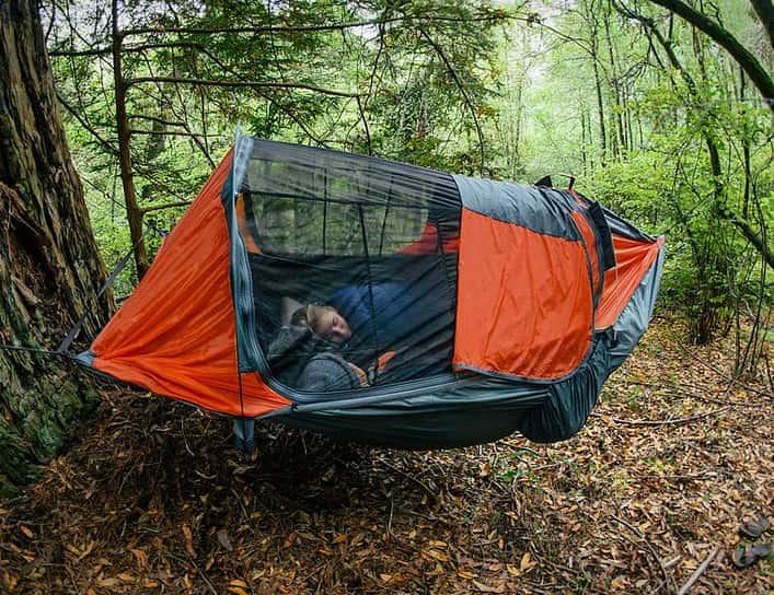 ننو چادری برای استفاده به عنوان چادر کوهنوردی