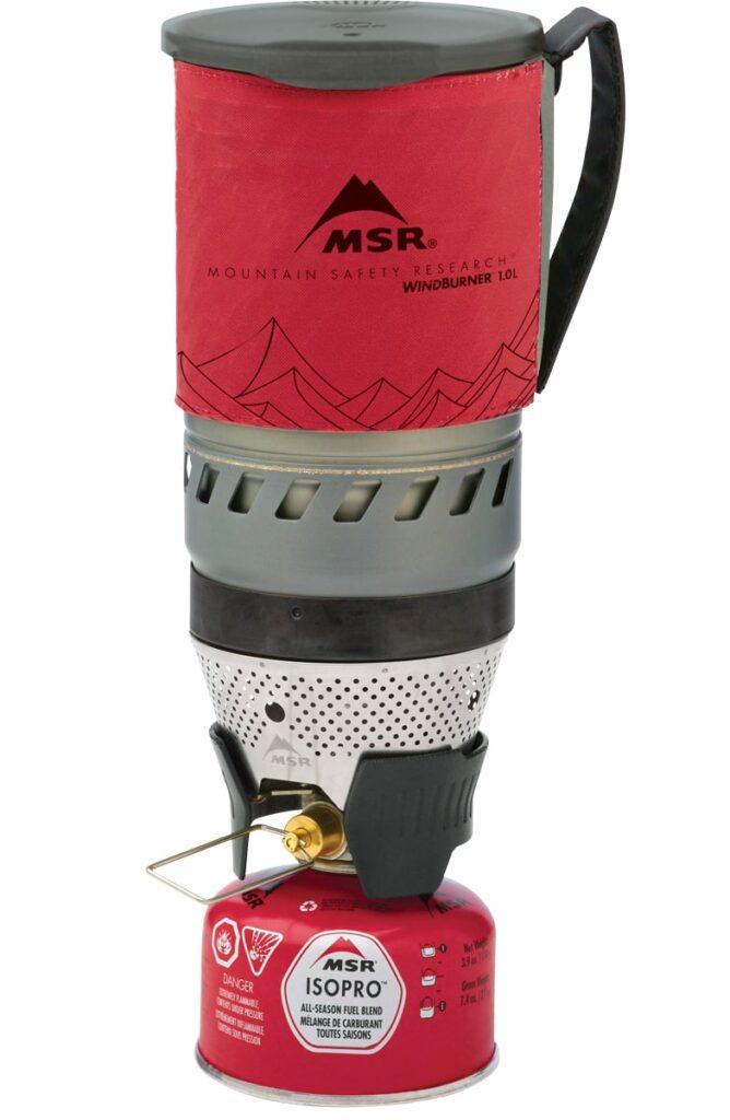 سرشعله جت بویل کوهنوردی msr