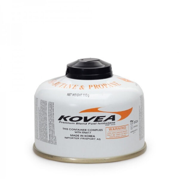 کپسول گاز کوهنوردی کووا 110 گرمی Kovea
