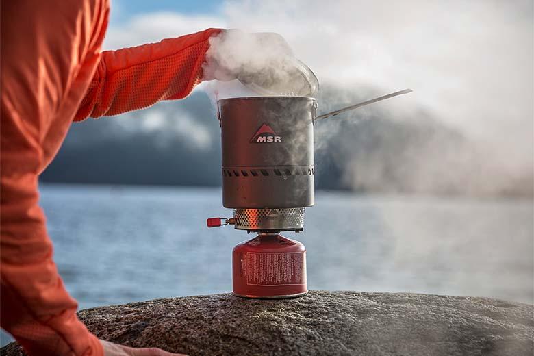 سرشعله برای کوهنوردی