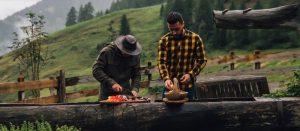 خرید ظروف کمپینگ و طبیعت گردی برای طبخ غذا در کوهنوردی