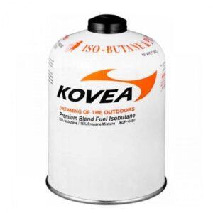 کپسول گاز کوهنوردی کووا 450 گرمی Kovea