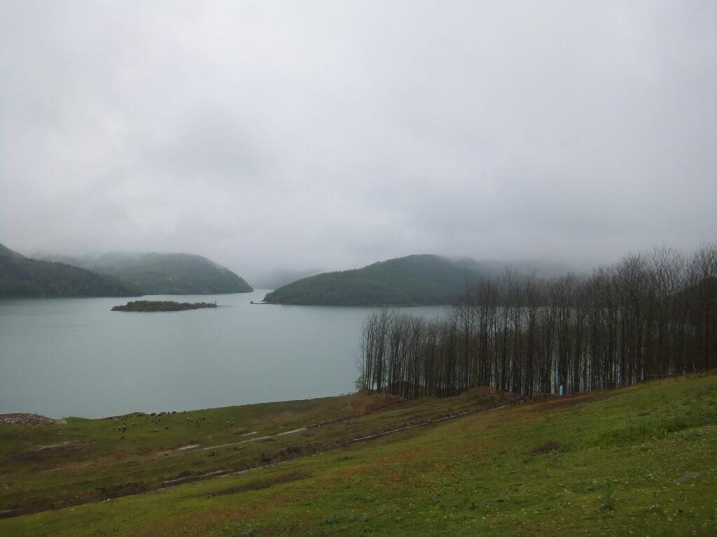 دریاچه لفور مناسب پدل برد