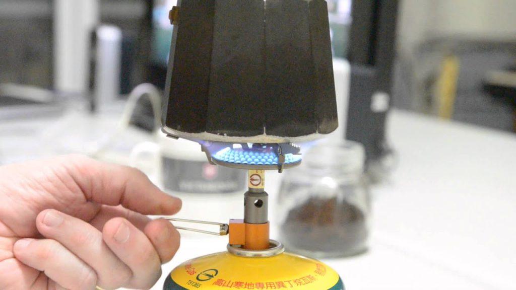 سرشعله فایر مپل با شعله پخش کن و حرارت مناسب