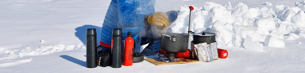 اجاق کوهنوردی چند سوخت بنزینی