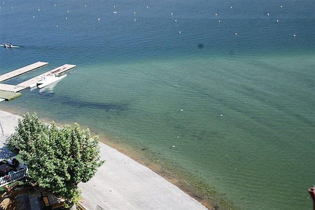 دریاچه سد لفور مناسب استفاده از ورزش های آبی است