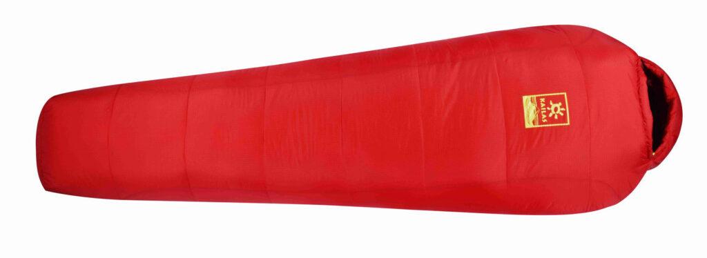 کیسه خواب کایلاس مدل کمپر قرمز زمستانه