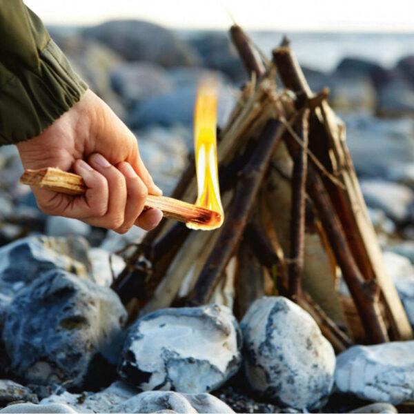 چوب دستهای آتش زنه light my fire مدل TinderSticks