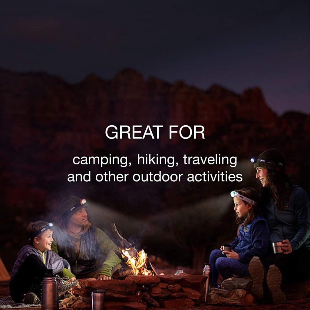 جراغ مناسب برای کمپینگ کوهنوردی و طبیعت گردی