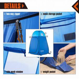 چادر سرویس بهداشتی صحرایی