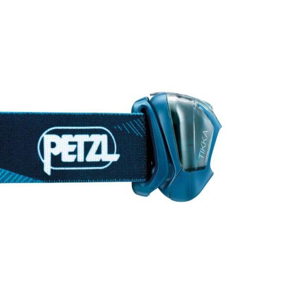 چراغ پیشانی کوهنوردی پتزل مدل تیکا