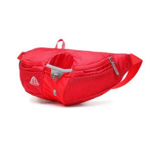 کیف کمری کوهنوردی با قمقمه آب