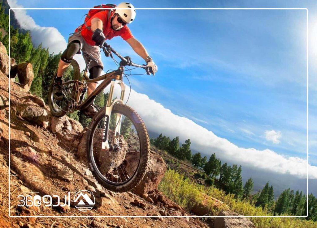 چگونه بهترین دوچرخه سواری کوهستان را داشته باشیم