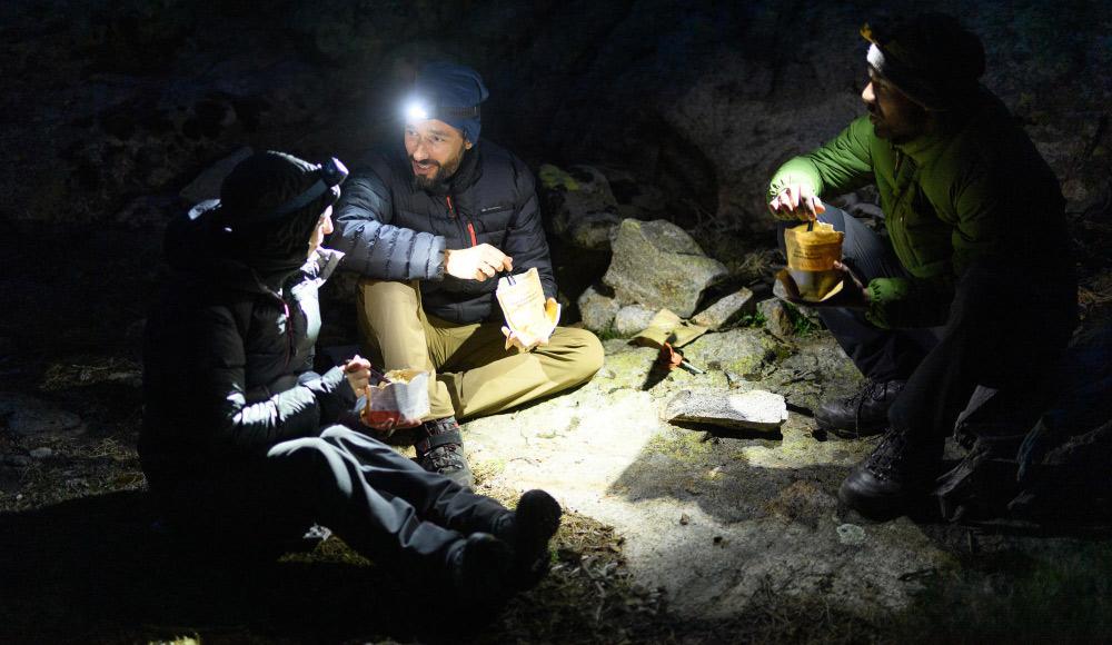 بهترین هدلایت کوهنوردی و طبیعت گردی