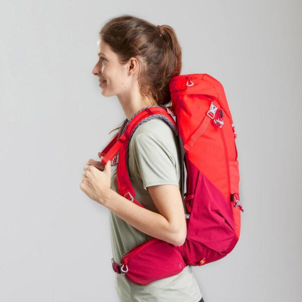 کوله پشتی کوهنوردی زنانه 20 لیتری کچوا
