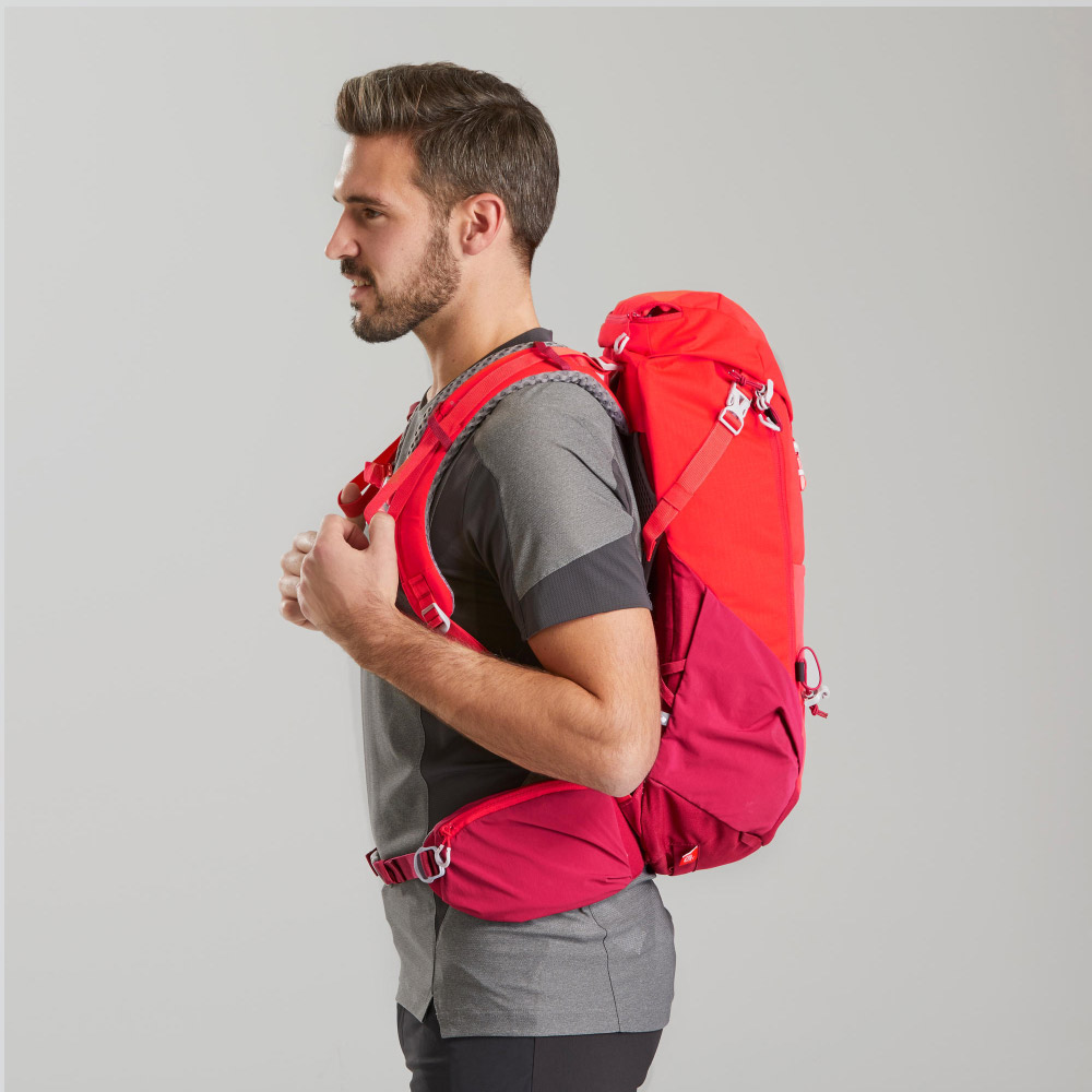 کوله پشتی کوهنوردی مردانه کچوا مدل 20 لیتر
